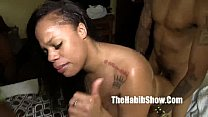 snicka too much bbc dick gangbanged by bbc gudda stretch jimmyd p2