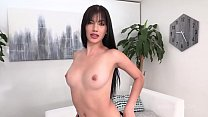 Yenifer CHP gets first anal with BBC NT045