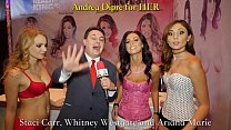 Andrea Diprè for HER - Staci Carr, Whitney Westgate and Ariana Marie