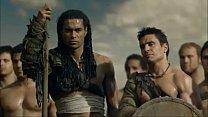 Spartacus - all erotic scenes - Gods of The Arena