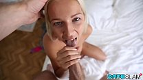Date Slam - First date with 22yo blonde in Bali - Part 2