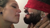 Gabe and Silvia Kissing Video 3 Preview