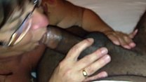 Just turned 55! Sucking this BBC again for her bday