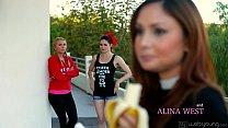 Webyoung - Jenna J Ross, Kota Sky, Alina West, Ariana Marie