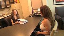 Nicky Ferrari Farts during Job Interview