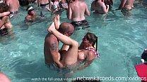 swinger nudist pool party key west florida for fantasy fest dantes