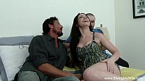 Husband Enjoys Sharing His Wife
