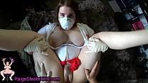 Nurse Tests Out Her PPE During CaronaVirus Quarantine