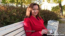 Tricky Agent - Making Emily Thorne first adult movie teen-porn