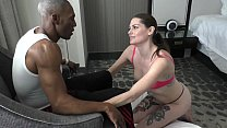 "Ariah Khaide & Flexxfitcock in ""Can I suck before my husband comes home"""
