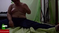 Fucking the fat woman's mouth.CRI077