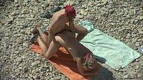 Nudist beach sex