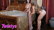 When Girls Play - (Nicole Aniston, Darcie Dolce) - How To Fight Loneliness - Twistys