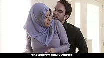 TeensLoveAnal - Analyzing Girl in Hijab