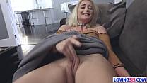Sweety Anastasia Knight Plays With Stepbros Penis