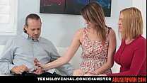 TeensloveanalTeaching My Step-daughter Anal Sex: Porn 6d step son spanking