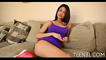 Wicked legal age teenager lusty appreciation