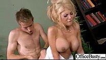 (kayla kayden) Big Tits Girl Get Busy In Office Banging Hard mov-24