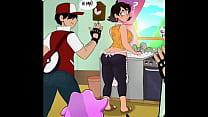 Ditto pokemon porn comic
