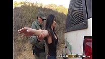 Border Agent Blackmails Illegal Spanish Border Hopper
