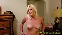 Slutty Housewife Gets Exactly What She Wants
