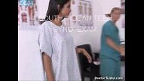 South Indian Teen Gyno exam
