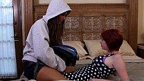 Allie Haze and Zoey Nixon Hot Lesbian Fun