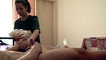 NICHE PARADE - Hidden Cam Footage Of Latin Hotel Maid Sucking My Dick