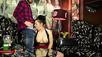 Two couples sharing sexual games and enjoying ADR0478