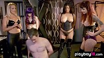 Kate helps how to properly train a perfect subslut