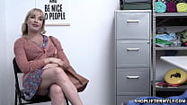 Bustylicious MILF thief Dana Dearmond shows off her giant tits and got fucked after being caught stealing by a perverted cop.