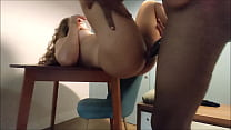 The big cock covered my wife very well, and she loved ... very strongly - the BBC made her a prostitute and amateurs cheated