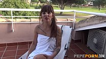Horny MILF does a threesome for the first time and ends up loving it!