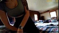 Petite big boob girlfriend getting pounded by boyfriend (enjoypornhd.com)