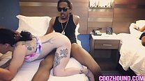 Vixen Vanity & Veda Taylor 5 WAY FUCK PARTY