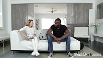 Angel Smalls Rides Her Black Step Brother's Dick - DarkX