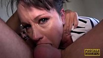 PASCALSSUBSLUTS - Lucy Love Lactates While Fucked By Master