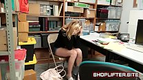 Shoplyfter Case No 12587695 Zoe Parker