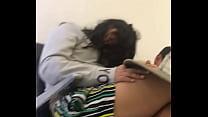 Sleeping mexican hot teen voyeur