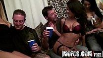Real Slut Party One Pussy Tomorrow Three Pussies Tonight - Mofos