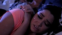 Karlee Grey sleeping with her stepmom Mindi Mink