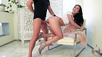 Diana Grace loves getting her tight pussy stretched in Welcome to Laz Vegas