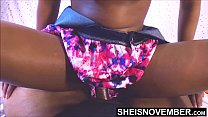 HD My StepFather Pervert StepSon Wanted Some Pussy And Begged Me To Ride His Big Dick, Slowmotion Sex My Huge Titties Bouncing Then My Weird Step Brother Examines My Tight Butthole, Cute Ebony Gamer Msnovember on Sheisnovember
