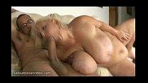 Huge Tit BBW Mom Fucks Massive Cock