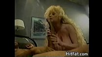 Busty Blonde With A Very Long Dick Classic