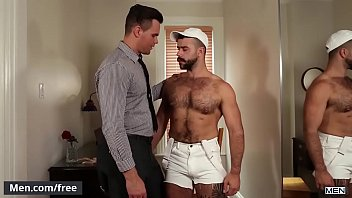 Beau Reed and Teddy Torres - Supervisor Part 1 - The Gay Office - Trailer preview - Men.com