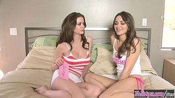 Twistys - (Emily Addison, Dani Daniels) starring at Getting To Know Dani