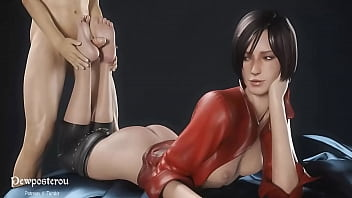 Resident Evil Girls Have Some Fun