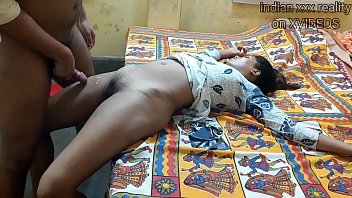 I Fucked Angel Priya pussy, she's wearing Kurti and I cum outside her pussy lips