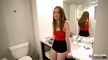 Real Teens - Hot 19 Year Old Hazel Moore Gets Fucked